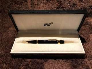 Mont Blanc Pen 萬寶龍 黑色原子筆