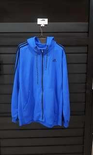 Adidas track top + hoodie 100% authentic