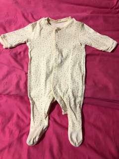 Juniors Baby Sleepsuit