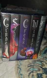 Lunar Chronicles HB Boxed Set