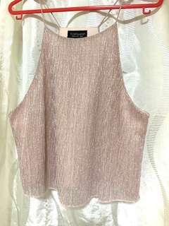 🚚 Camisole Glitter Top