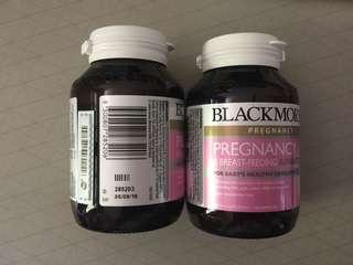 Blackmores pregnancy vitamins