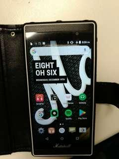 九成新Marshall London 手機連套