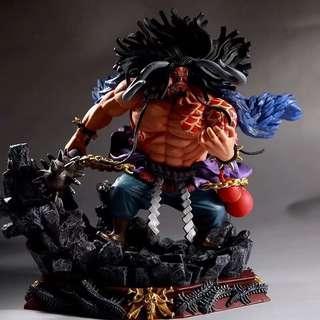 🚚 One Piece Four Emperors Kaido GK Battle Model