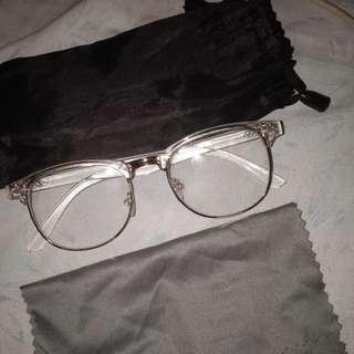 Clear Eye Glasses