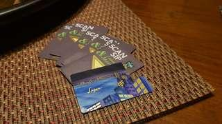 DISCOUNTED, Brand-New Starbucks Card pre-loaded with P1500 (Luzon design)