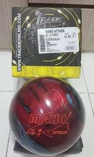 Sales! Undrilled 14lbs Bowling Ball.