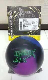 Sales! Undrilled 15lbs Bowling Ball.