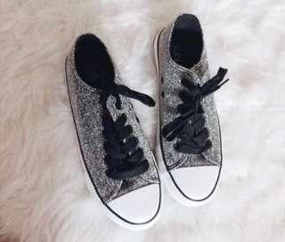 Rubi glitter shoes