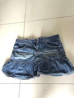 Padini Skirt Jeans