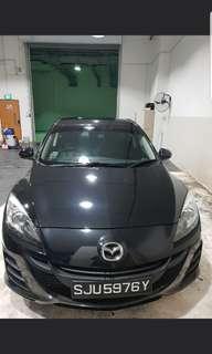 Mazda 3 1.6 Luxury Sedan Auto