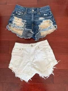 American Eagle Short-shorts