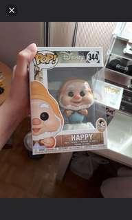 Snow White 'Happy' Funko pop!