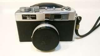 日本 Meikai SL 菲林相機連原庄套