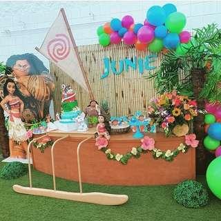 Table Dessert - Sweet Corner sesuai tema yang anda inginkan untuk segala jenis acara (ultah, baby shower, gathering dll)