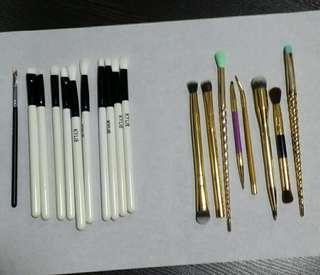 BN Eye Makeup Brushes