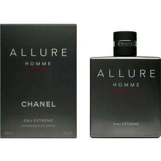🚚 Chanel Allure Homme Sport 150ml
