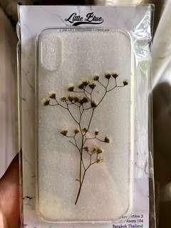 iPhone X - Real Flower Case