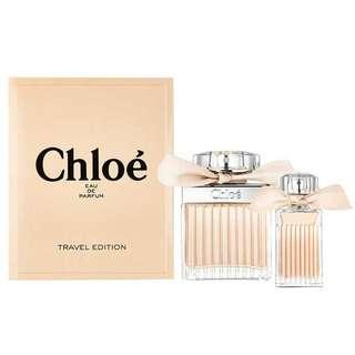 Chloe Eau De Parfume 75ml + 20ml