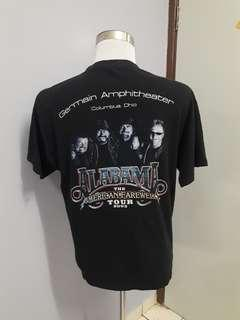 Vintage Alabama American Tour 2003