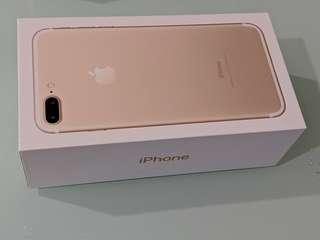 📣SALE!!!📣 iphone 7 gold box only