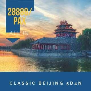 Beijing Full Board All in