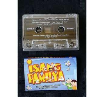 Jollibee Collectibles Cassette Tape
