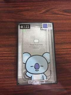 🚚 BT21 iPhone 7/8 plus 手機殼 空壓殼 #半價良品市集