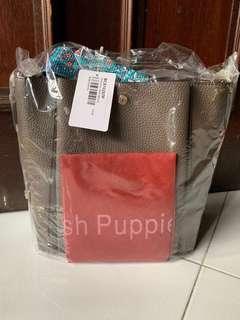 🚚 Hush Puppies Shoulder and sling bag