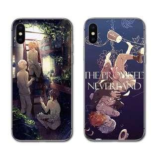 Yakusoku No Neverland Phone Covers / Cases