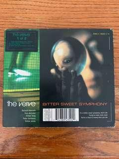 The Verve Bitter Sweet Sympony EP cd 💿