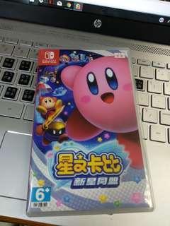 Switch Game 星之卡比