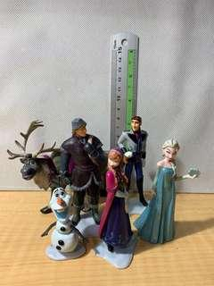 Disney Frozen Figurine Playset