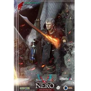 1/6 SCALE ASMUS TOYS THE DEVIL MAY CRY SERIES : NERO (DMC V)