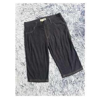 legging jeans pendek