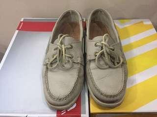 Sebago Leather Boat Shoes