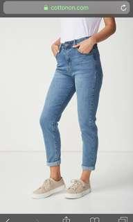 Mom Jeans from Cotton On