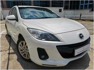 Mazda 3 Sedan 1.6 Auto SP