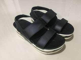 🚚 Wedge Sandals from Korea