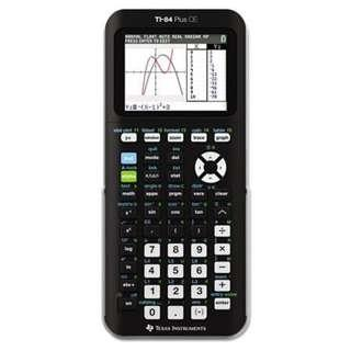 Very new ti 84 ti84 ti-84 plus ce graphic graphing calculator for a level ib sat gmat