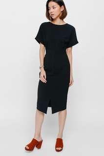 🚚 Love Bonito Breuna Midi Dress