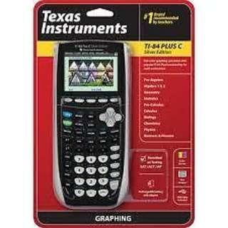 New condition ti 84 TI84 plus C silver edition graphic graphing calculator for a level ib sat gmat