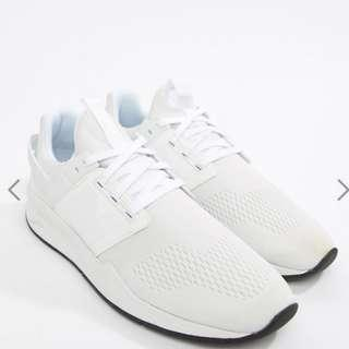 New Balance 247v2 Trainers In White MS247EW