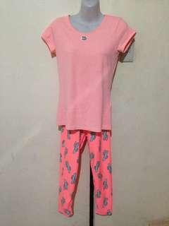 Terno Shirt and Leggings