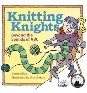 Logic of English Curriculum LOE Knitting Knights