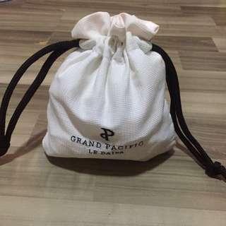 🚚 FREE! #blessing Drawstring Bag toiletries amenity amenities