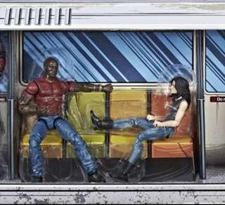 Marvel Legends Netflix Defenders Luke Cage Jessica Jones