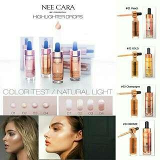 ✨Nee Cara Highlighter Drops✨