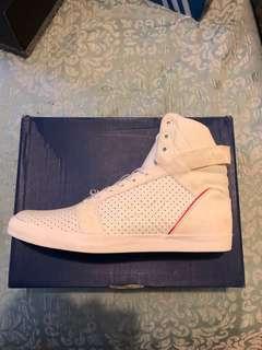 Giorgio Armani jeans sneakers