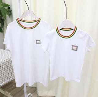 🚚 BN Family Tshirt 2 adults 1 child